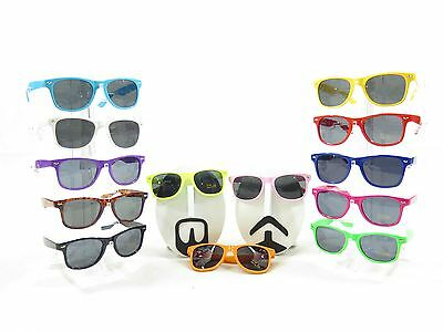 Wholesale 10 - 100 Retro Vintage 80's Wayfarer Aviator Sunglasses! Weddings
