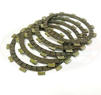 Clutch PlateS for Pulse Adrenaline XF125GY-2B