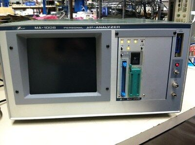 MA-100B Iwatsu Process Analyzer