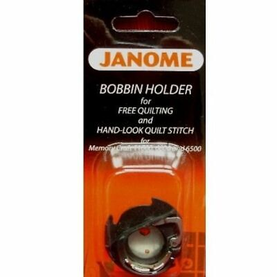 Janome Sewing Machine Bobbin Holder Free Quilting 6500 6600 7700 and More New