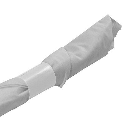Usa Seller  Napkin Bands White (500) Free Shipping Usa Only