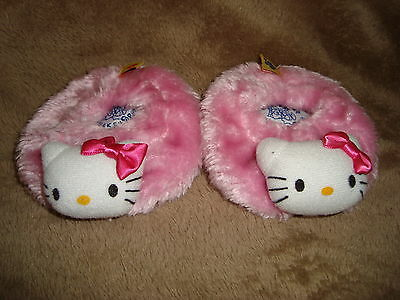 Build a Bear Hello Kitty Pink Shoes Slippers