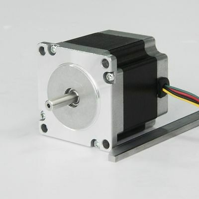 1pc Nema 23 CNC 270oz-in,Dual shaft,6-lead Stepper Motor Grind Router 3D Printer