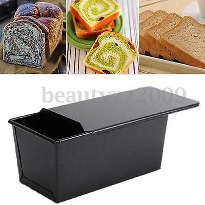 Rectangle Nonstick Box Large Loaf Tin Home Bread Pastry Cakes Baking Bakeware