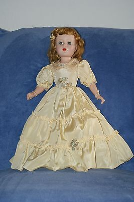 """20"""" Early Vintage American Character Sweet Sue Doll All Original"""