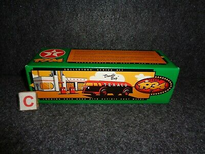 1994 Texaco Oil 1934 Doodle Bug Tanker Truck #11 In Series Ertl New Mib I