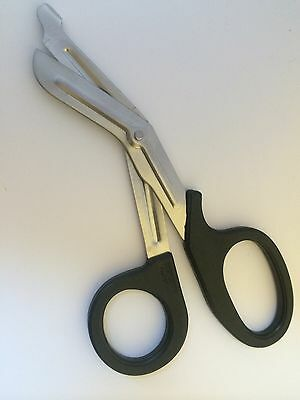 First Aid Medical Emt Nurse Hospital Vet Tough Cut Utility Household Scissors