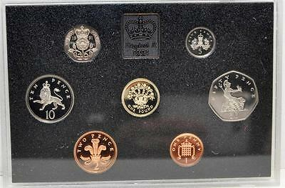 1991 United Kingdom Proof Coin Collection Royal Mint U.K.