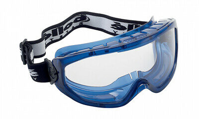 Bolle Blast BLEPSI Safety Goggles - Wide Vision - Anti Mist - Premium Quality