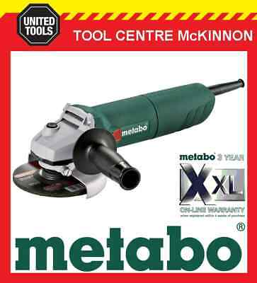 """METABO W1080 5"""" / 125mm 1080W ANGLE GRINDER"""