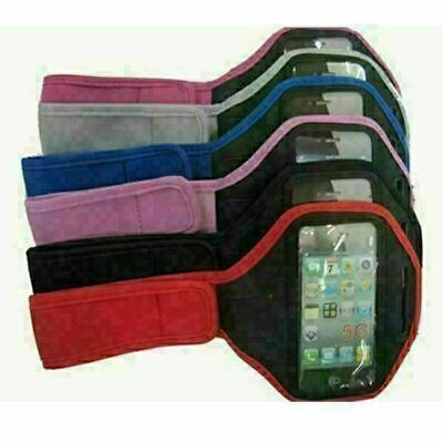 Arm Band Strap For i Phone 5 5S Gym Jogging Running Case 4 Colours