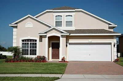 334 Disney area vacation rental home Luxury 5 bed with pool, spa, games, 2 weeks