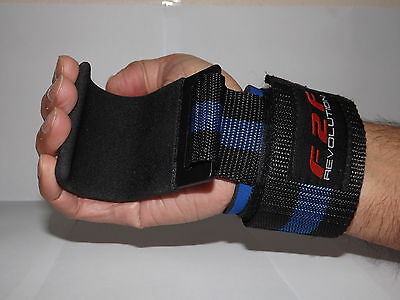 Power Weight Lifting Training Gym Straps Hook bar Wrist Support Lift Gloves