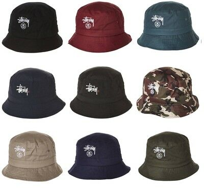 Stussy Bucket Hat Cap Free Postage Skate Surf Kingpin Supply Australian Seller