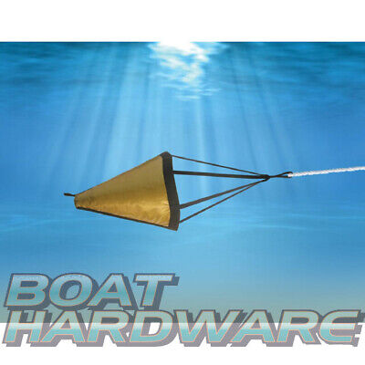 SEA ANCHOR BRAKE DRIFT DROUGE DROGUE SUITS up to 25FT / 7.6M BOAT/YACHT/KAYAK