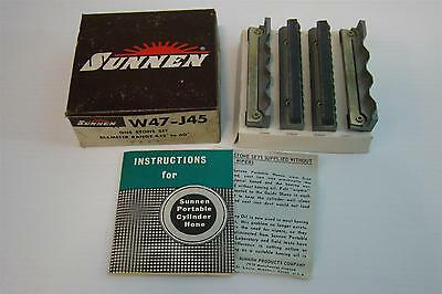 "Sunnen One Stone Set 4.12"" to 60"" W47-J45"