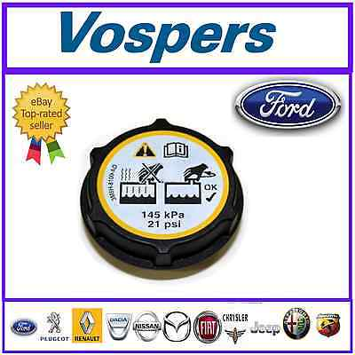 Genuine Ford Fiesta, Focus, C-Max, Mondeo, Galaxy, S-Max Ect Expansion Tank Cap