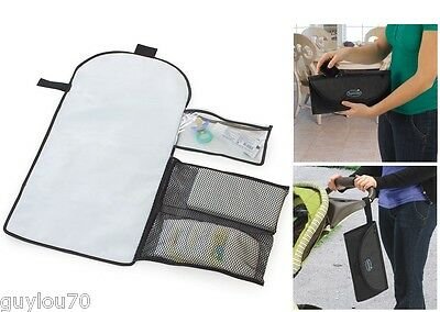 Summer Infant Kit / Tapis a Langer de Voyage Pliable Extra Grand 61 x 33cm