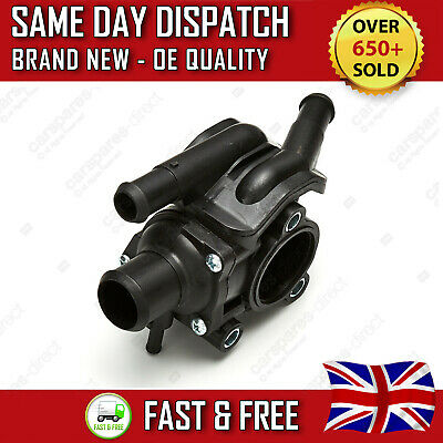 Ford Focus Mk1 Thermostat With Housing 1998>2004 16V, 1.4, 1.6, 1.8, 2.0 *new*