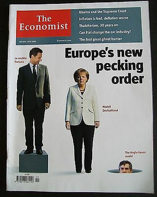 The Economist Magazine. May 9th - 15th, 2009. Volume 391. Number 8630.