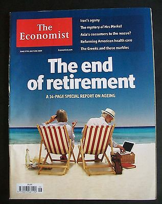 The Economist Magazine. June 27th - July 3rd. Volume 391. Number 8637.