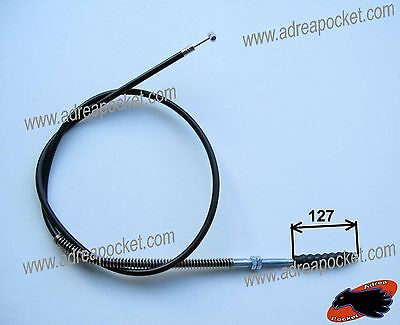 Cable d'embrayage 1230mm / 130mm Dirt Bike / Pit Bike / ATV