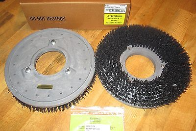 "16"" Floor Scrubber Brushes 9933694,  Rough Surface Cleaning for NSS Wrangler 33"