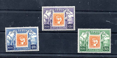 Filipinas Centenario del Sello año 1954 (BN-709)