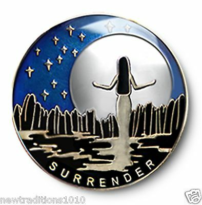 """Surrender""  Enamel AA/NA 12 Step Recovery Program Coin/Chip/Medallion"