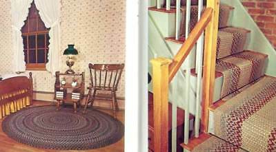 Beautiful Braiding booklet: making braided rugs, stair runner