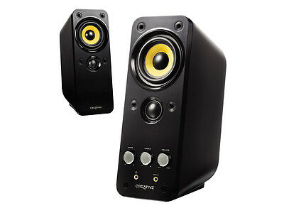 CREATIVE GIGAWORKS T20 Series 2 Professionally Tuned 2.0 Speaker System [36]