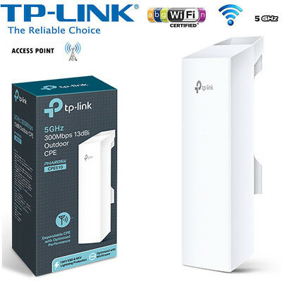 Access Point 500mW outdoor Wireless + antenna 13dBi TP-Link CPE510 5GHz CPE WiFi
