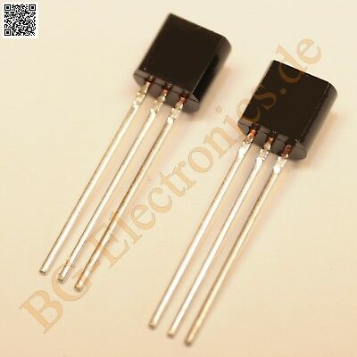 1 x BRX44 Silicon Controlled Rectifiers Motorola TO-92 1pcs