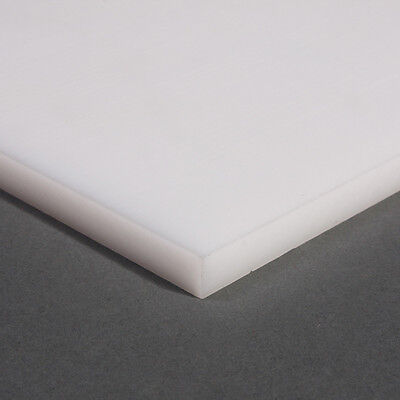 ACETAL Sheet NATURAL Copolymer WHITE POM C DELRIN PLATE Engineering Plastics