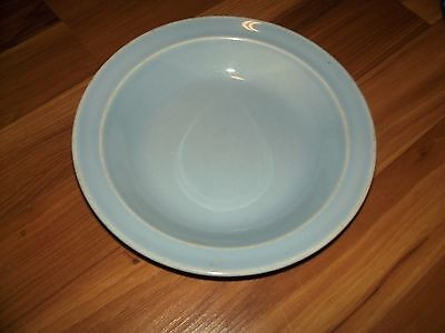 Nice Lu-Ray Pastel Blue Soup Bowl-Marked-Collectible