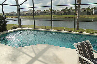 930 Orlando vacation villas Gated resort 4 bed home with lake view 5 Night deal