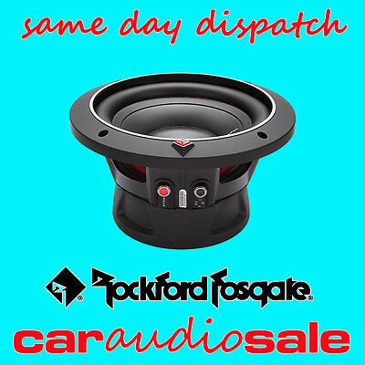 "Rockford Fosgate P1S4-10 10 Inch 500 Watt Car Subwoofer 10"" Bass Speaker 4 Ohm"