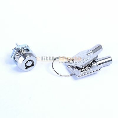 CODS316BB Stainless Steel Round ON/OFF Key Switch 12mm Rotary Switch