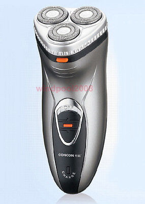 NEW brand  men's Washable Rechargeable 3-head electric shaver GS-5088