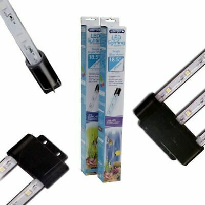 Interpet Led Submersible Lighting System For Aquarium - Fish Tank Hood Light Bar