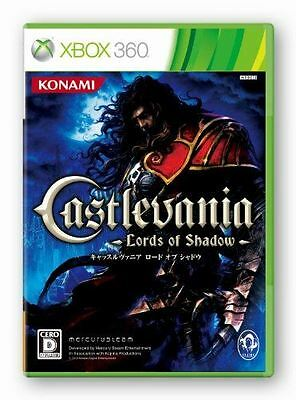 New Xbox360 Castlevania: Lords of Shadow Japan Import