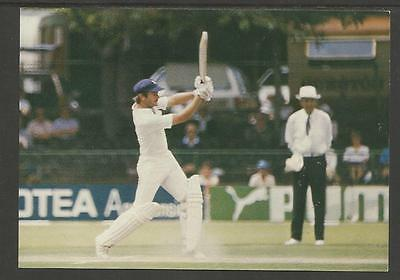 Cricket Postcard Featuring South Africa's Peter Kirsten