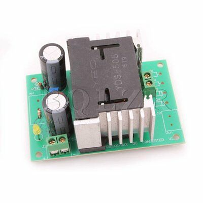 Adjustable Step-Down Power Supply Module DC12~48V Converter With LED Indicator