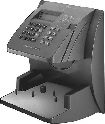 HandPunch 4000 Biometric Clock W/ Ethernet RSI HP-4000 1 year warranty authorize