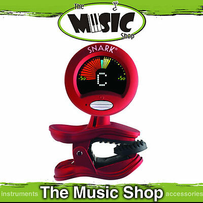 New Snark SN2 All Instrument Chromatic Clip On Tuner & Metronome - LCD - WSN2