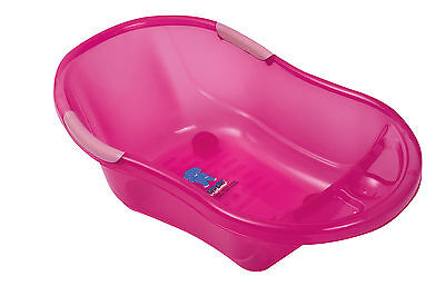 Tippitoes Standard Bath Pink Baby Infant Newborn Support New Tub