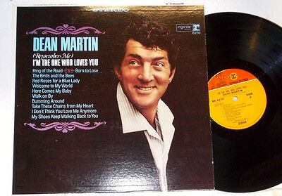 DEAN MARTIN, (Remember Me), I'm The One That Loves You (stereo) LP