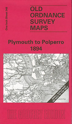 Plymouth To Ploperro 1894