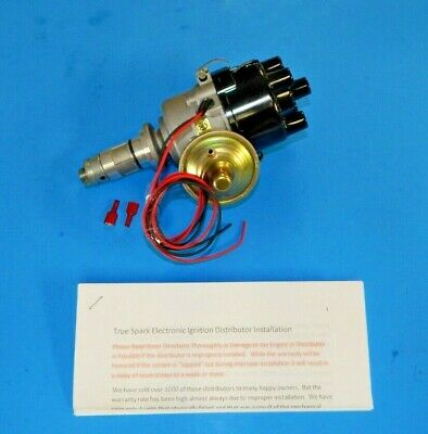 New Electronic Ignition Distributor for 1963-1980 MGB