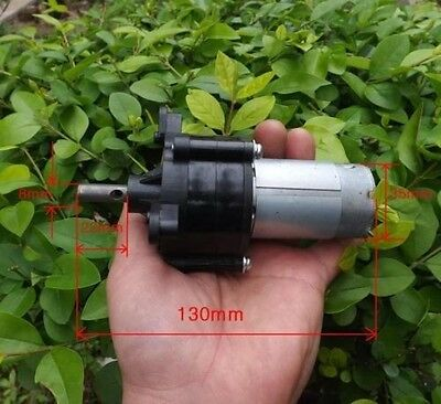 Free shipping DC generator Wind power Dynamo Hydraulic Test 6V 12v 24v Motor